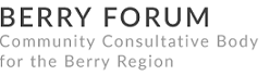 Berry Forum Logo